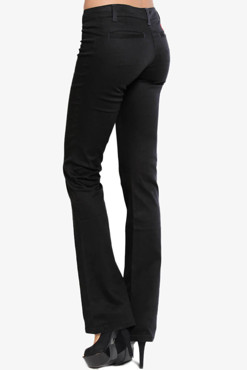Awesome Gallery For Gt Black Work Pants For Women
