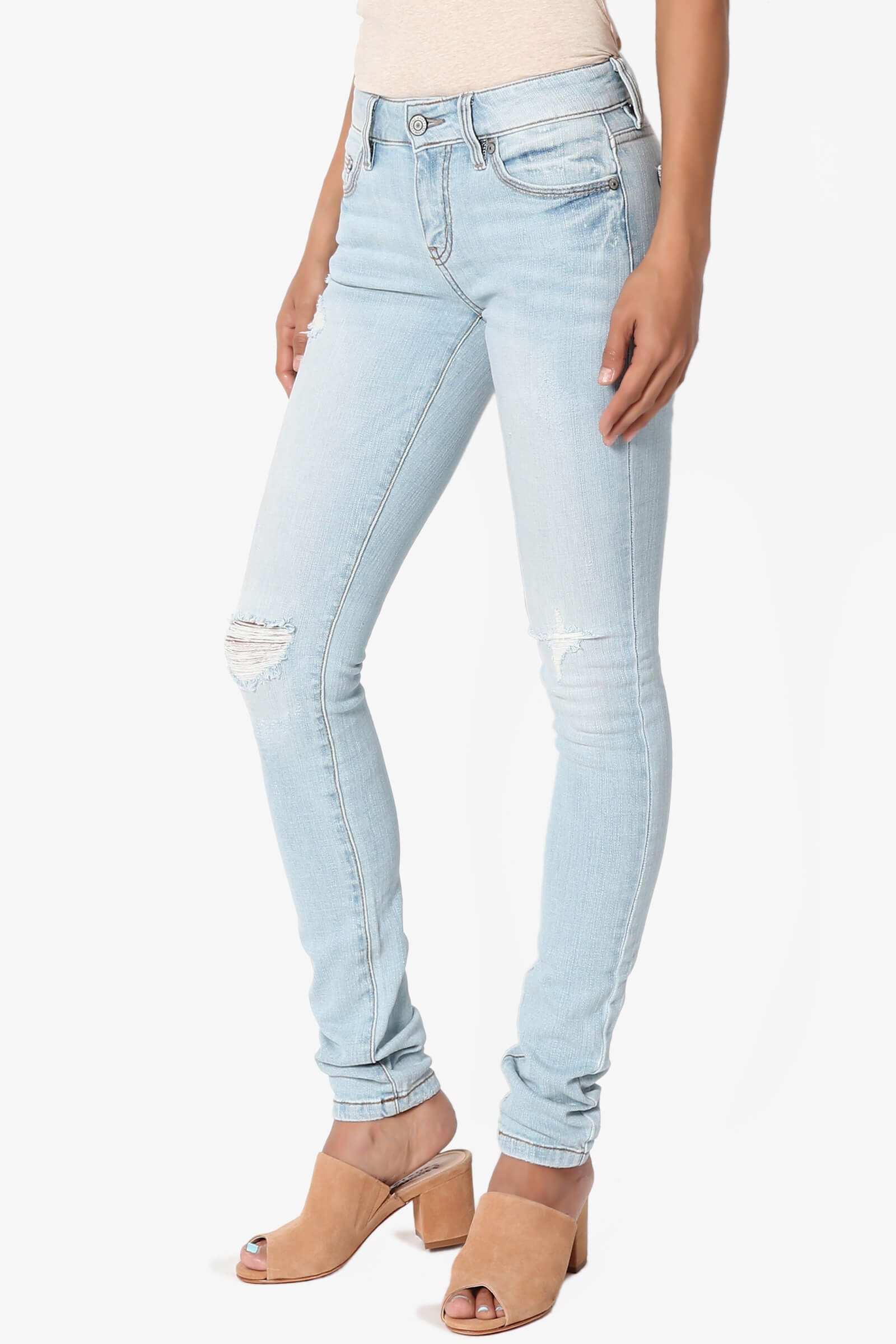Miss Me Womens Boot Cut Embroidered Light Wash Ripped Jeans JPB Sz 30 - NWT. Brand New. $ or Best Offer. Free Shipping. New Listing Women's KENNETH COLE Light Wash Ripped Jess Skinny Jeans Jean SIZE VARIETY. Brand New. $ to $ Buy It Now. Free Shipping. Paparazzi Jeans Distressed Light Wash Ripped Sequin Cuffed Denim size 3.